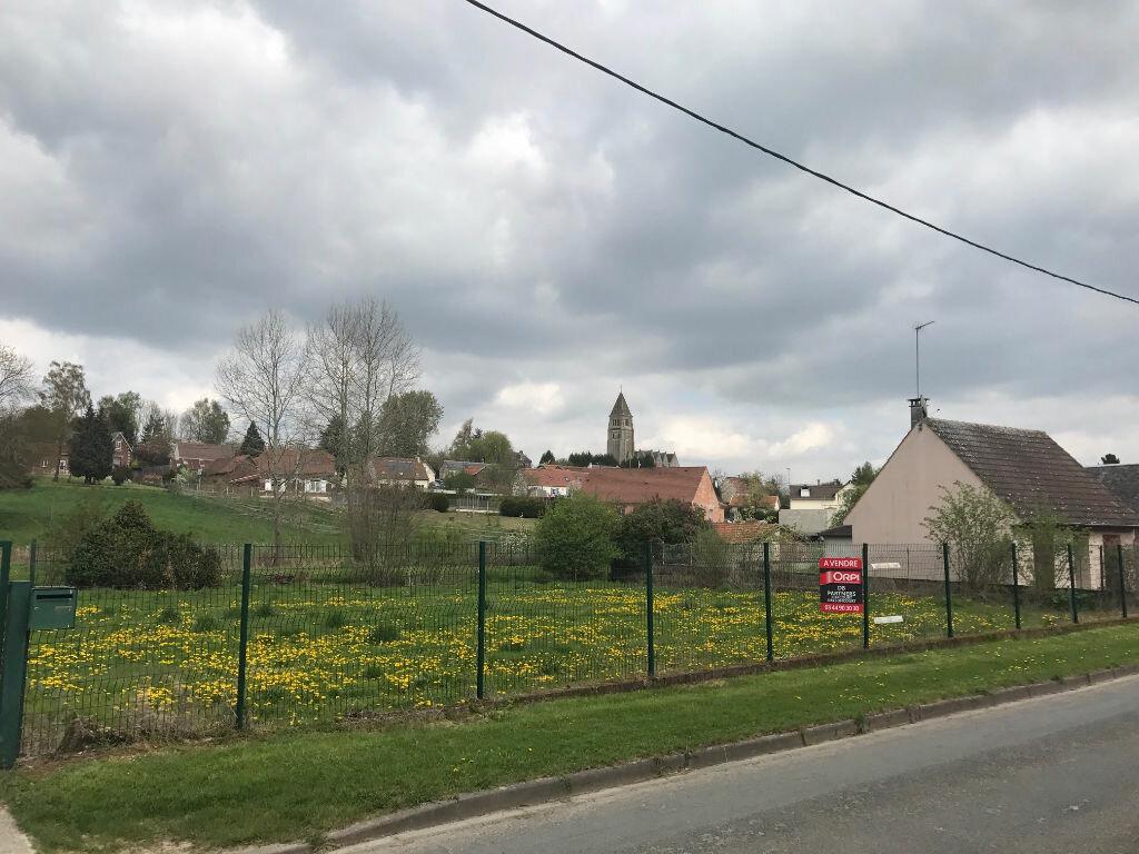 Achat Terrain  à Thiescourt - vignette-1