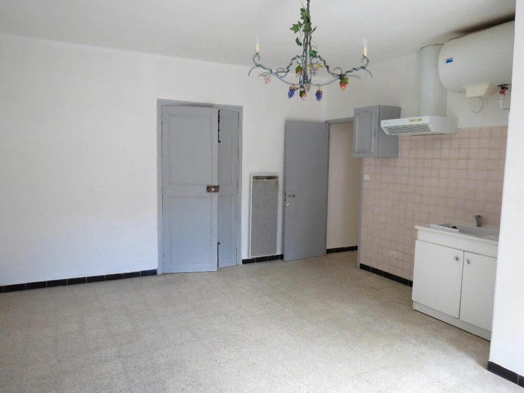 Location Appartement 1 pièce à Marguerittes - vignette-1