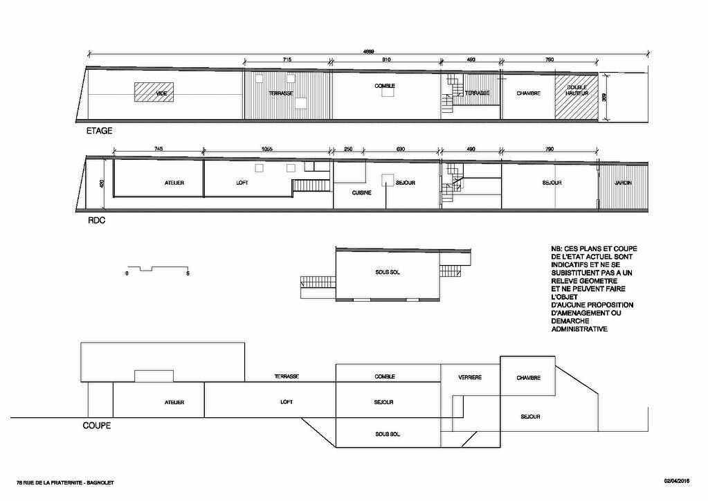 Achat Maison 9 pièces à Montreuil - vignette-1
