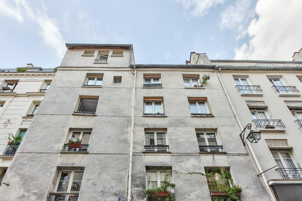 Achat Appartement 2 pièces à Paris 3 - vignette-1