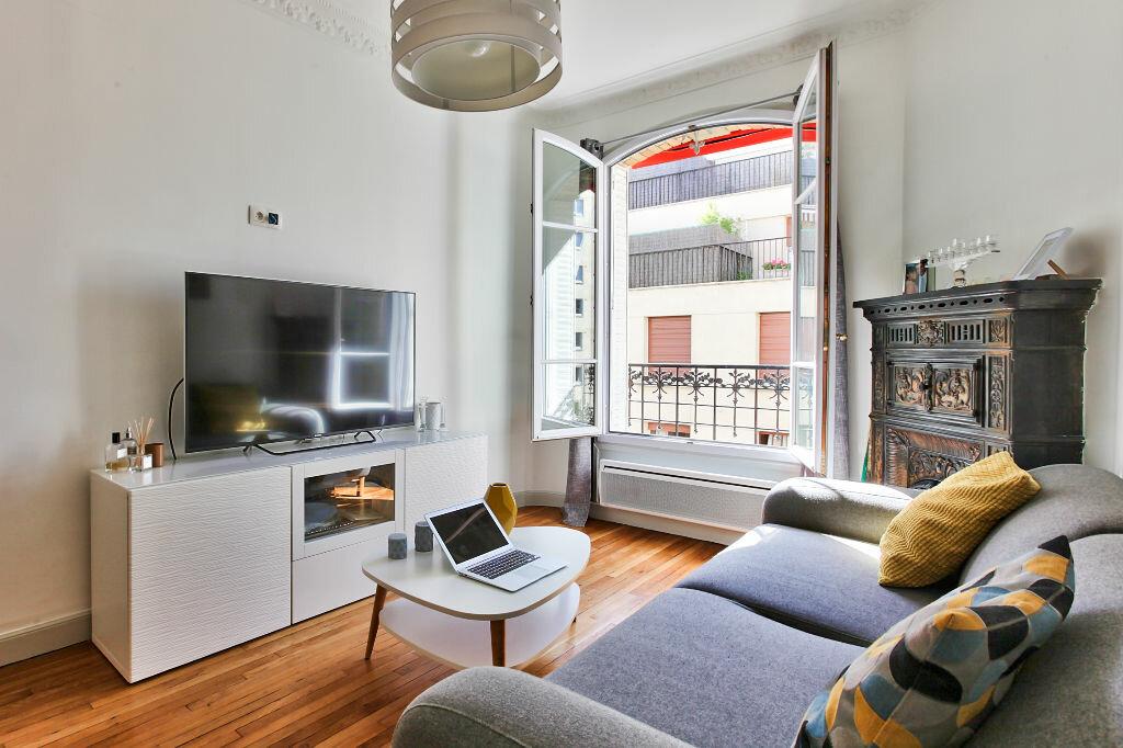 Achat Appartement 2 pièces à Paris 12 - vignette-1