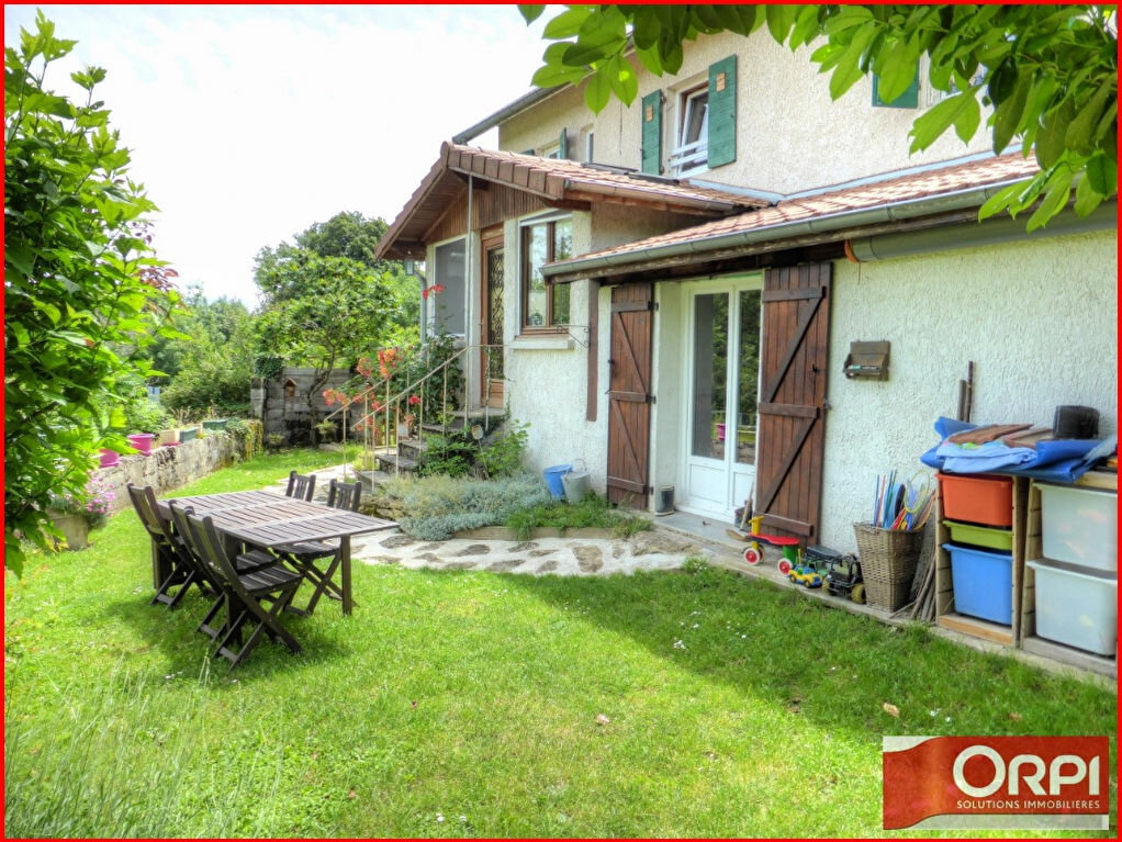Achat Maison 5 pièces à Saint-Baudille-de-la-Tour - vignette-1
