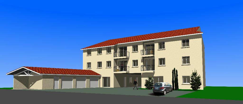Achat Appartement 2 pièces à Tignieu-Jameyzieu - vignette-1