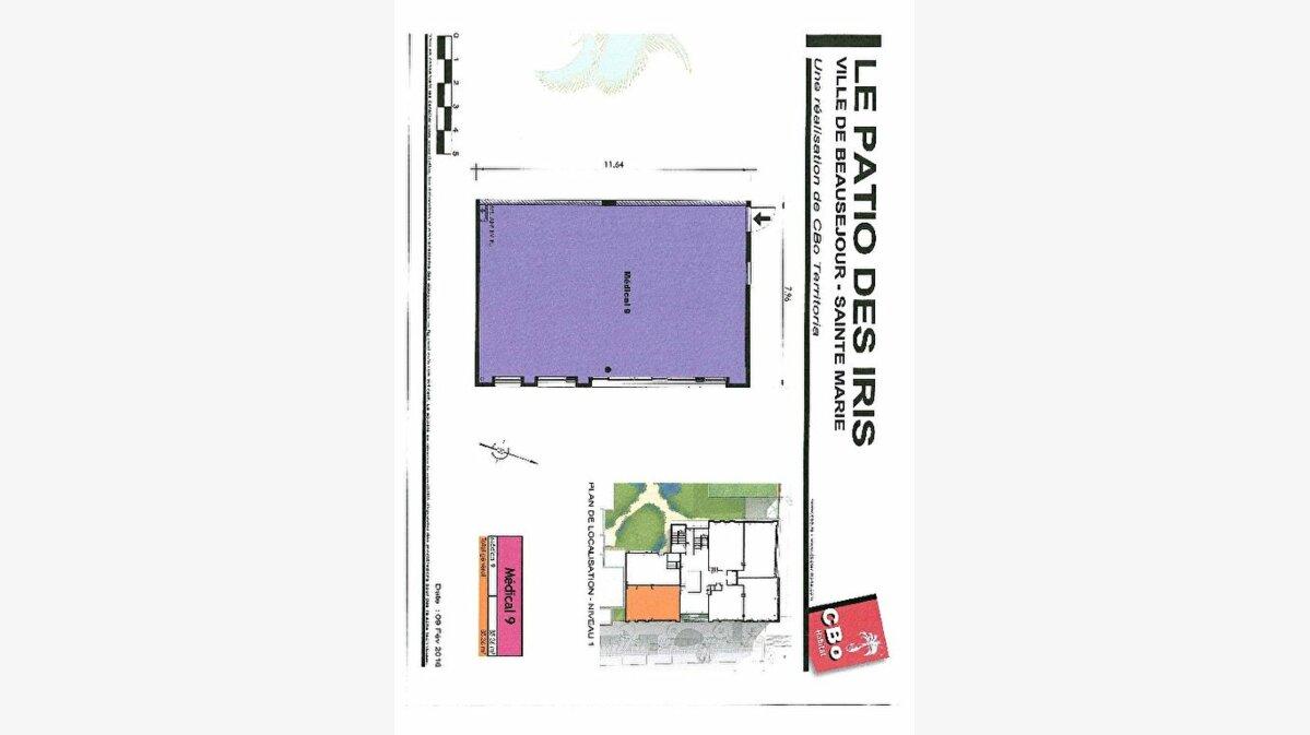 Location Local commercial  à Sainte-Marie - vignette-3