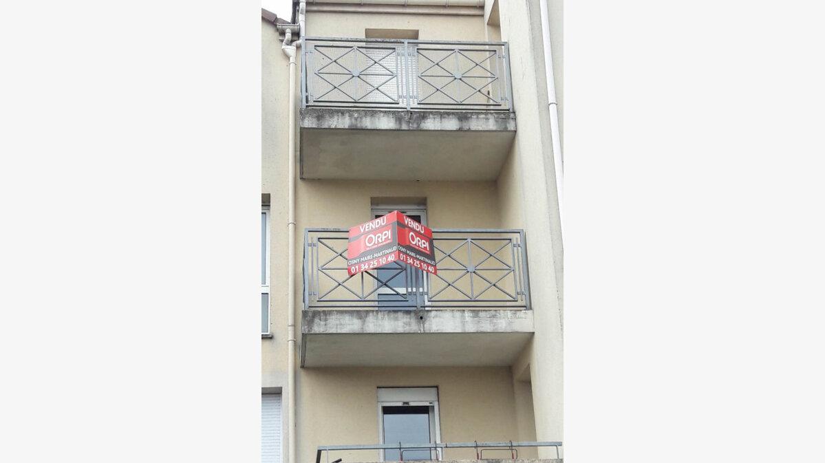 Achat Appartement 2 pièces à Osny - vignette-1