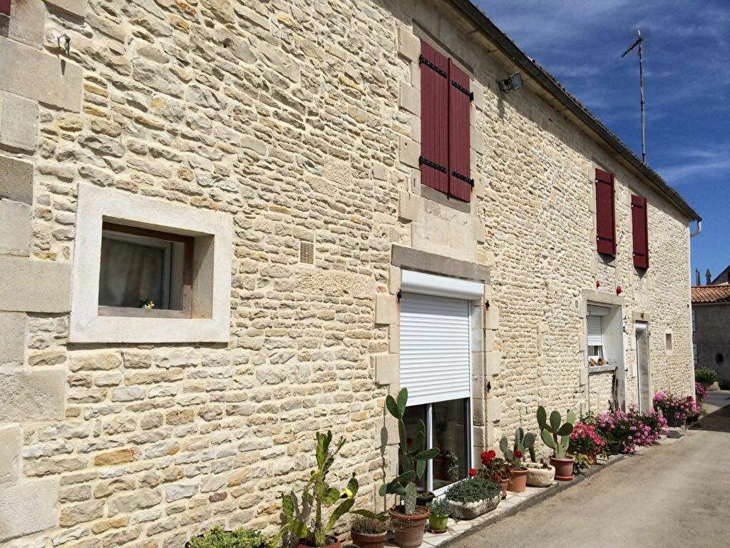 Achat Maison 6 pièces à Saint-Hilaire-la-Palud - vignette-1