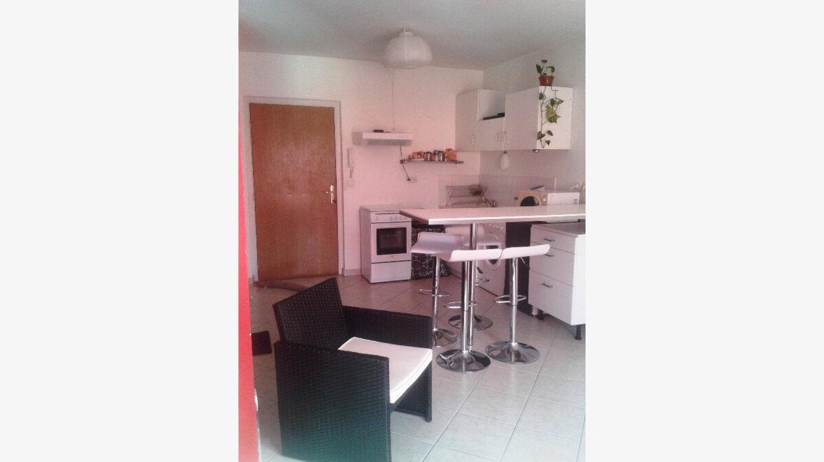 Achat Appartement 1 pièce à Bron - vignette-1
