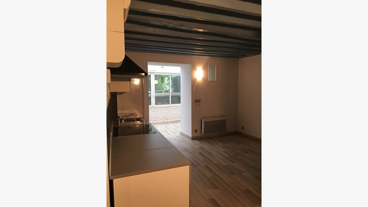 Location Appartement 1 pièce à Étiolles - vignette-1