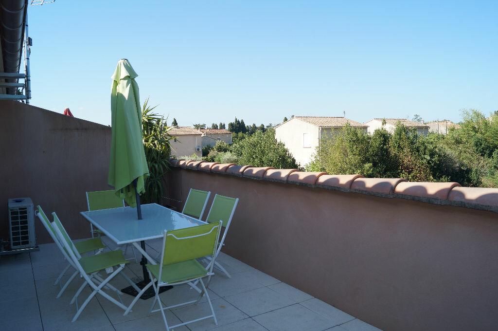 Location Appartement 3 pièces à Rognonas - vignette-1