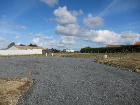Achat Terrain  à Talmont-Saint-Hilaire - vignette-3