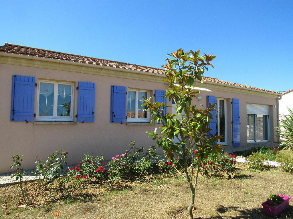 Achat Maison 5 pièces à Talmont-Saint-Hilaire - vignette-1