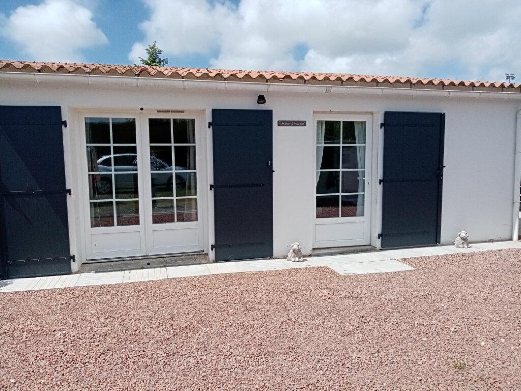 Achat Maison 3 pièces à Talmont-Saint-Hilaire - vignette-1
