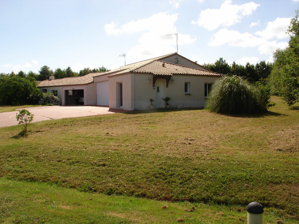 Achat Maison 6 pièces à Talmont-Saint-Hilaire - vignette-5