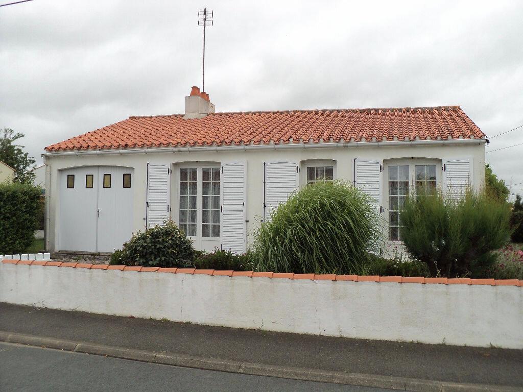 Achat Maison 3 pièces à Olonne-sur-Mer - vignette-1