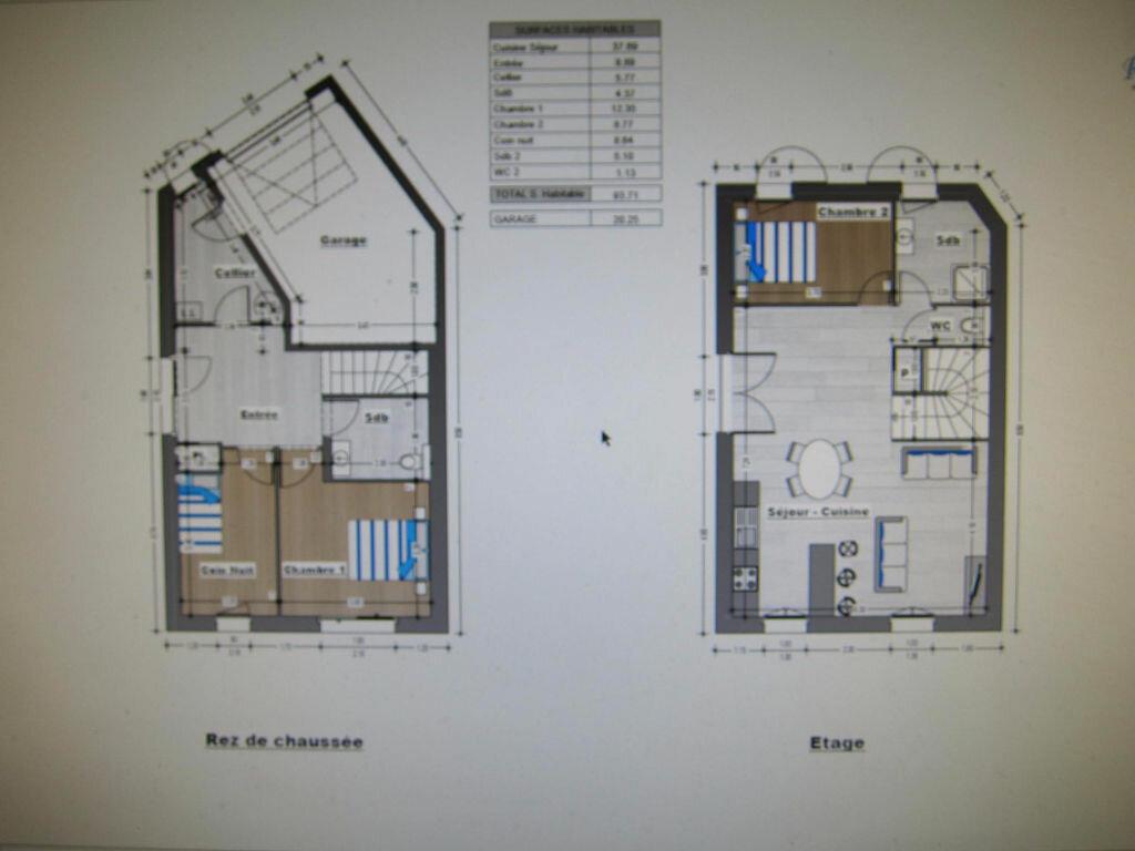 Achat Maison 4 pièces à Les Sables-d'Olonne - vignette-4