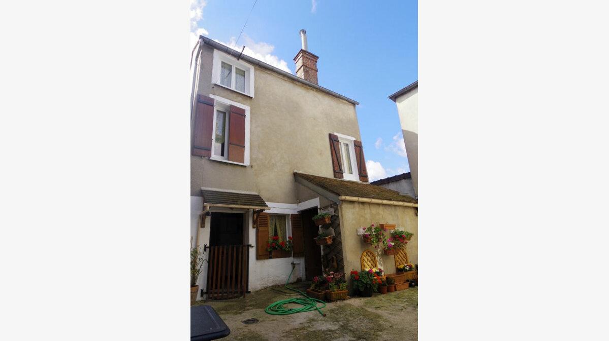 Achat Maison 3 pièces à Saint-Mammès - vignette-1