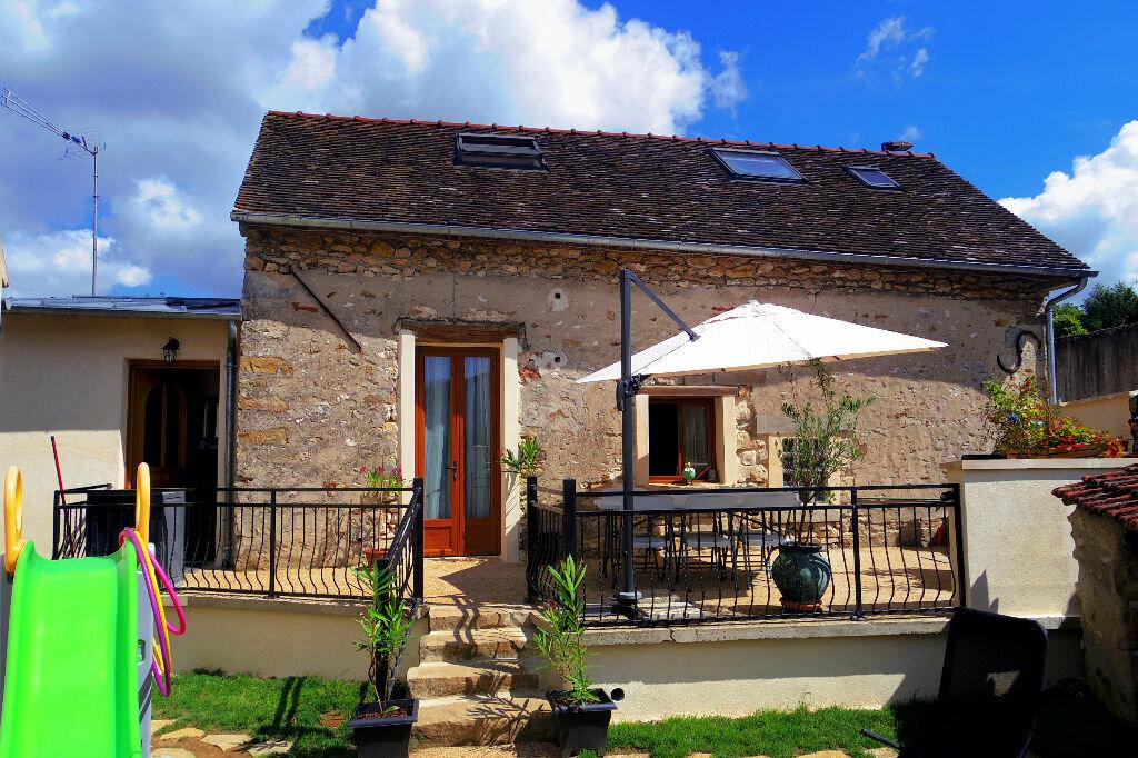 Achat Maison 4 pièces à Vernou-la-Celle-sur-Seine - vignette-1