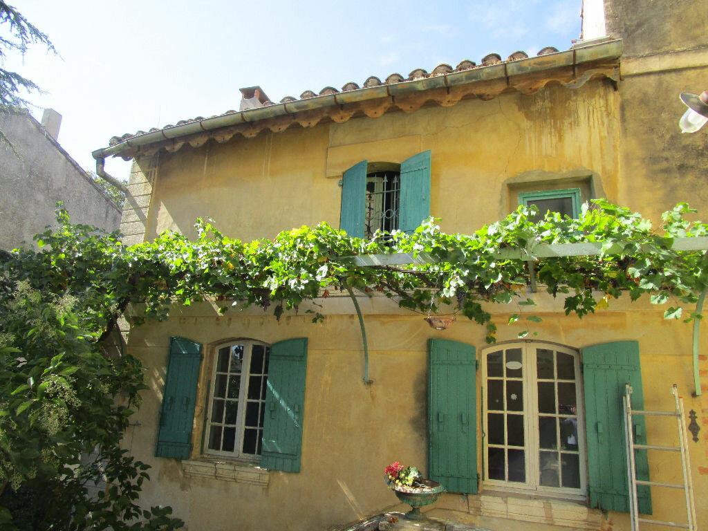 Achat Maison 15 pièces à Morières-lès-Avignon - vignette-1