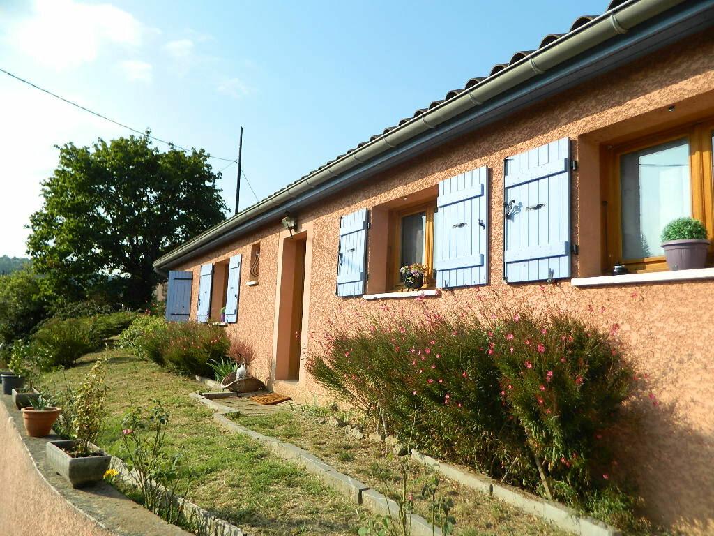 Achat Maison 5 pièces à Saint-Cyr-sur-le-Rhône - vignette-1