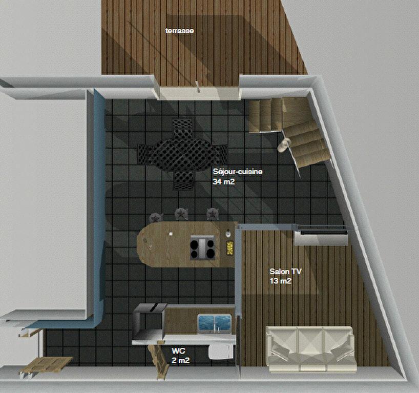 Achat Appartement 4 pièces à Reventin-Vaugris - vignette-1
