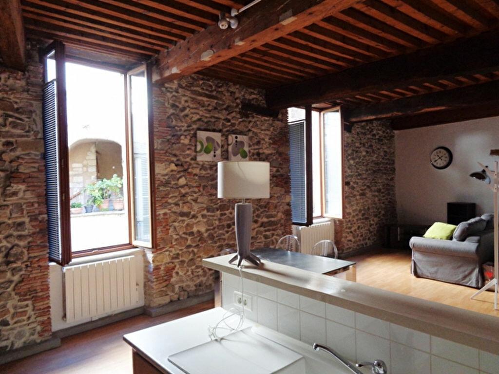 Achat Appartement 2 pièces à Vienne - vignette-1