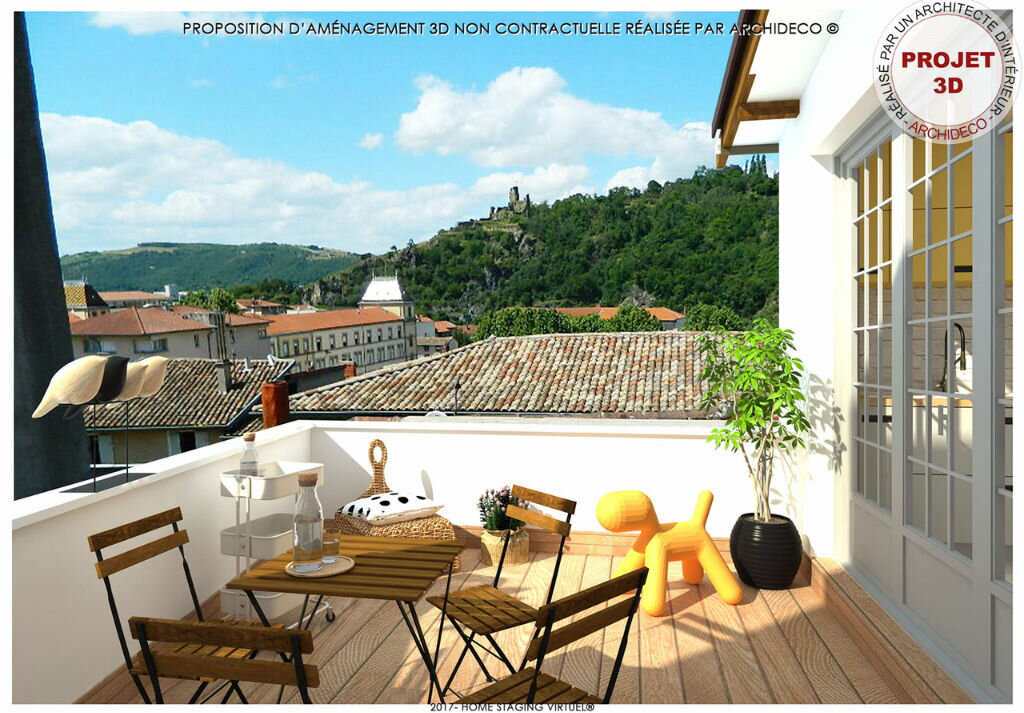 Achat Appartement 5 pièces à Vienne - vignette-10