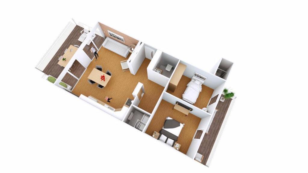 Achat Appartement 3 pièces à Antibes - vignette-9