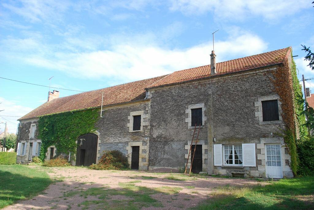 Achat Maison 5 pièces à Suilly-la-Tour - vignette-1
