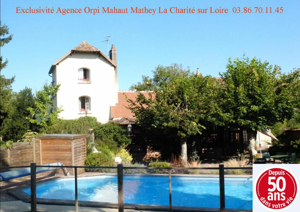 Achat Maison 10 pièces à Pouilly-sur-Loire - vignette-1