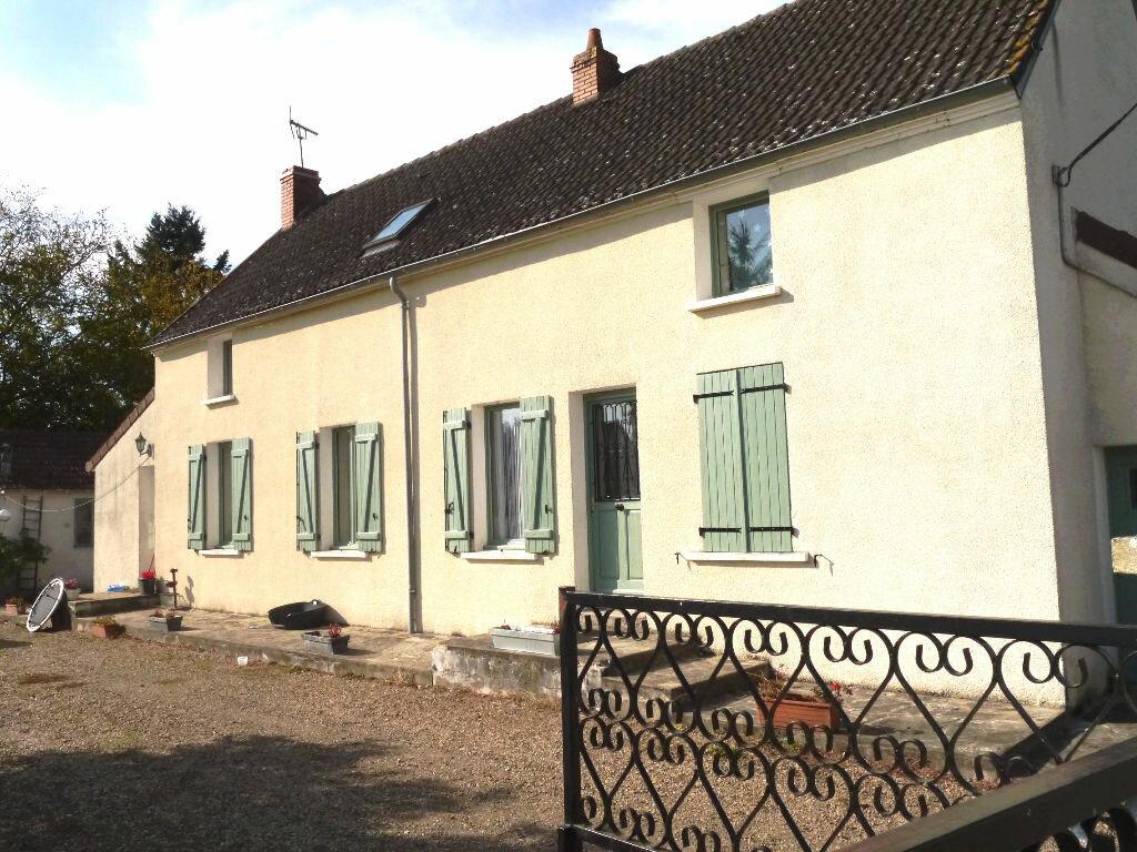 Achat Maison 5 pièces à Argenvières - vignette-1