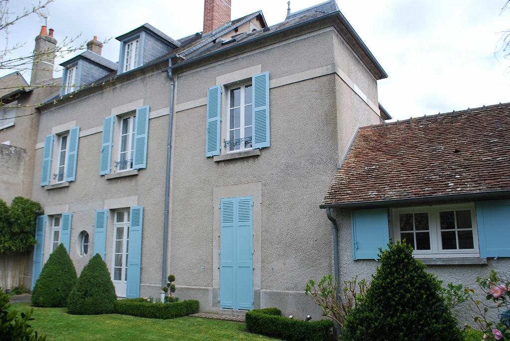 Achat Maison 10 pièces à Cosne-Cours-sur-Loire - vignette-1