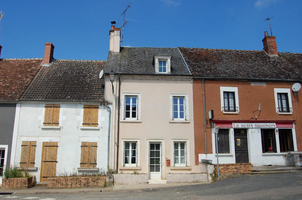 Achat Maison 3 pièces à Crézancy-en-Sancerre - vignette-1