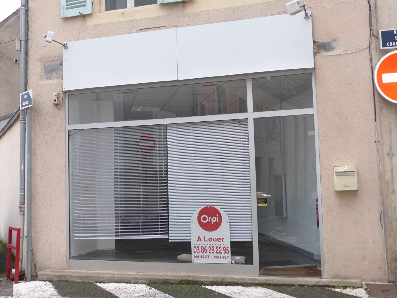 Location Local commercial  à Cosne-Cours-sur-Loire - vignette-1