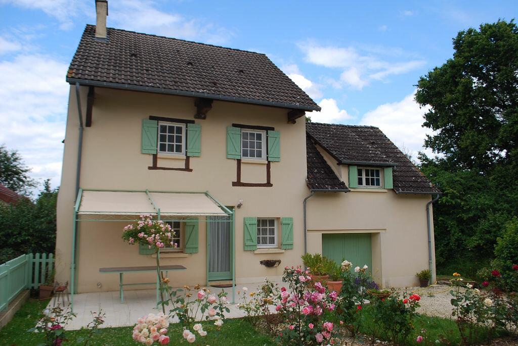 Achat Maison 5 pièces à Sainte-Gemme-en-Sancerrois - vignette-1