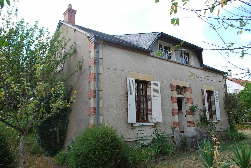 Achat Maison 7 pièces à Alligny-Cosne - vignette-1