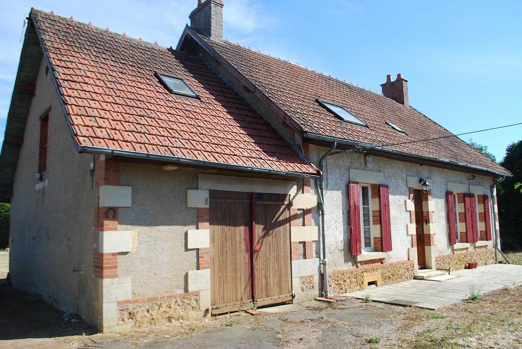 Achat Maison 8 pièces à Savigny-en-Sancerre - vignette-1