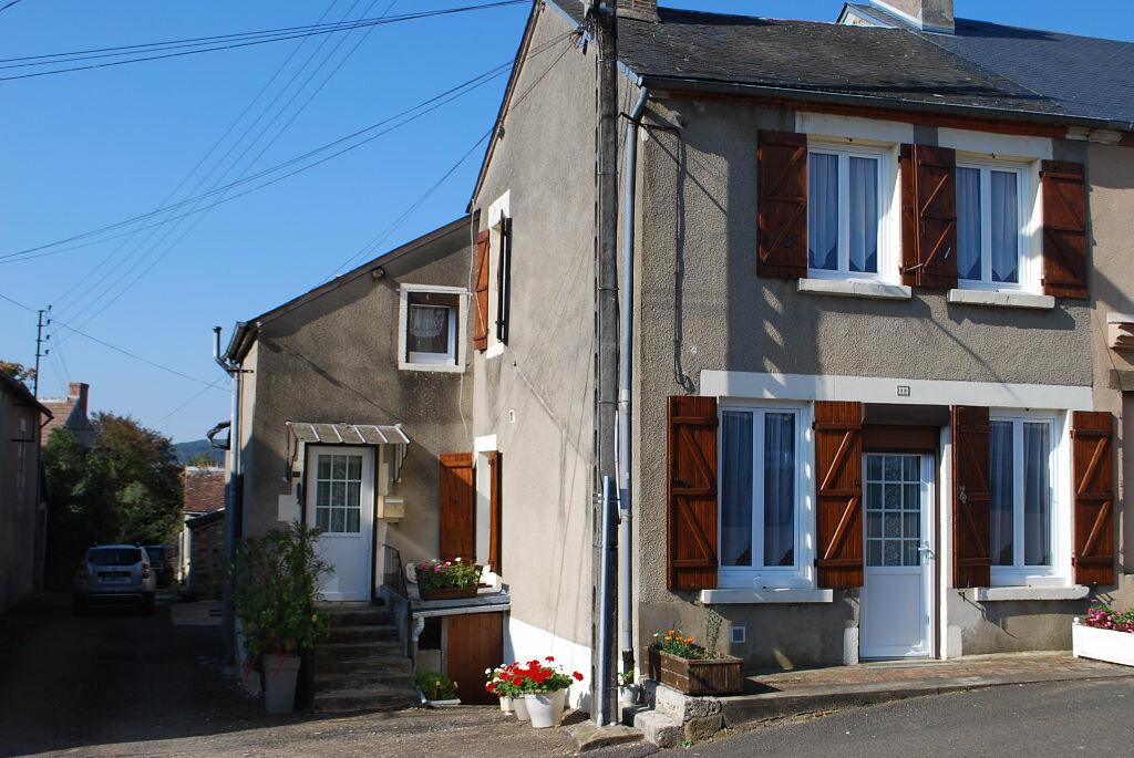 Achat Maison 4 pièces à Sens-Beaujeu - vignette-1