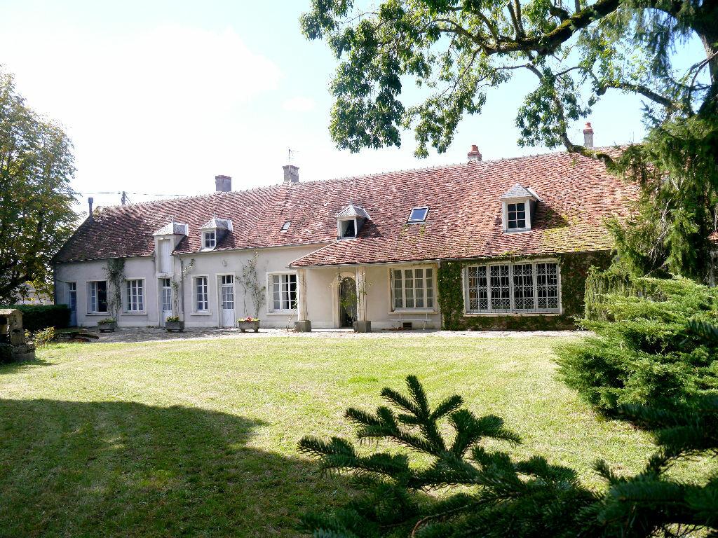 Achat Maison 10 pièces à Jussy-le-Chaudrier - vignette-1