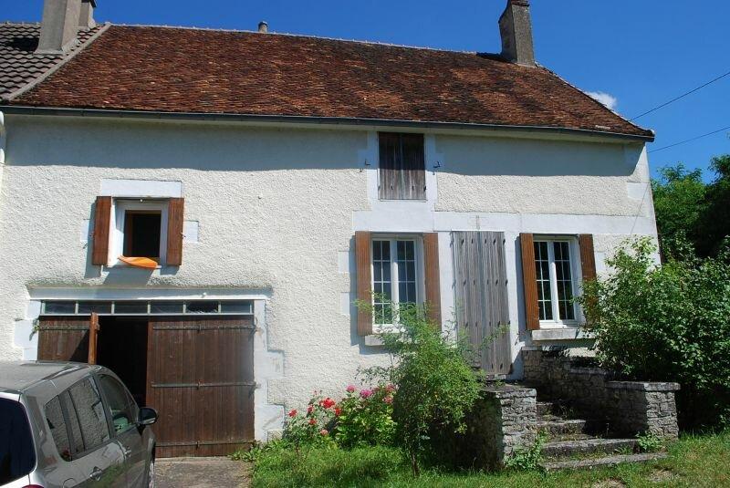 Achat Maison 3 pièces à Saint-Quentin-sur-Nohain - vignette-1