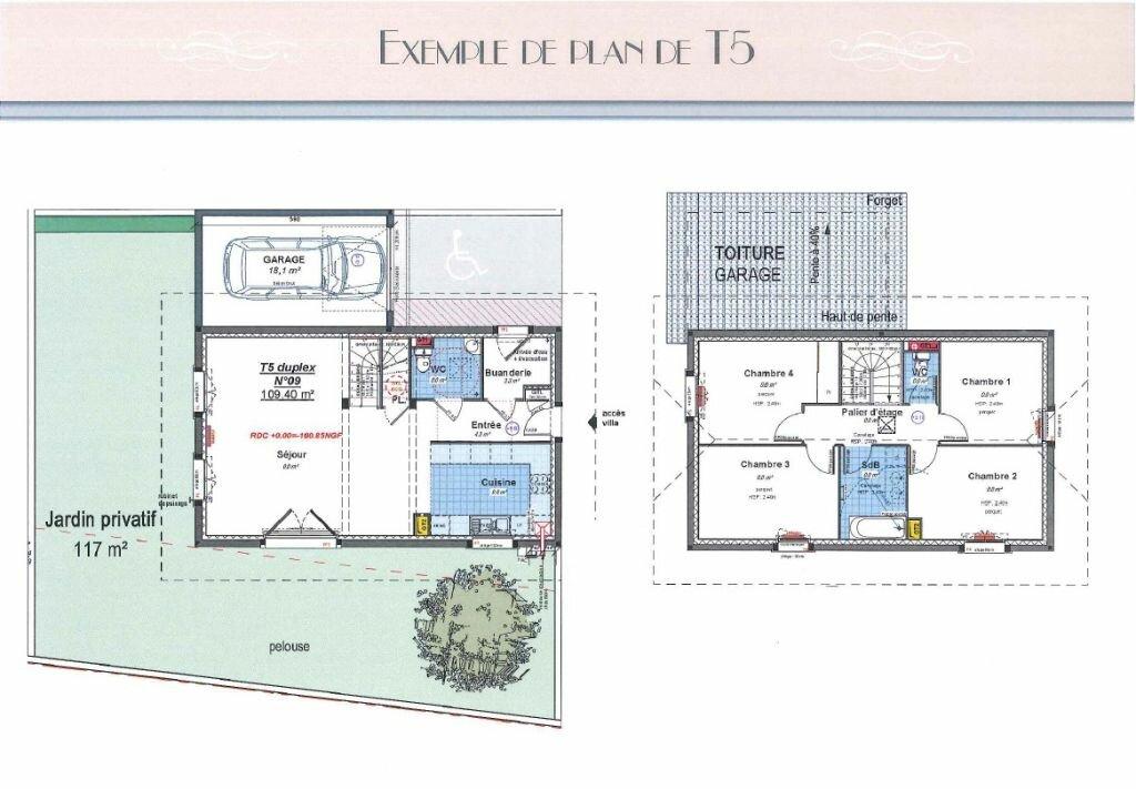 Achat Maison 5 pièces à Douvaine - vignette-5