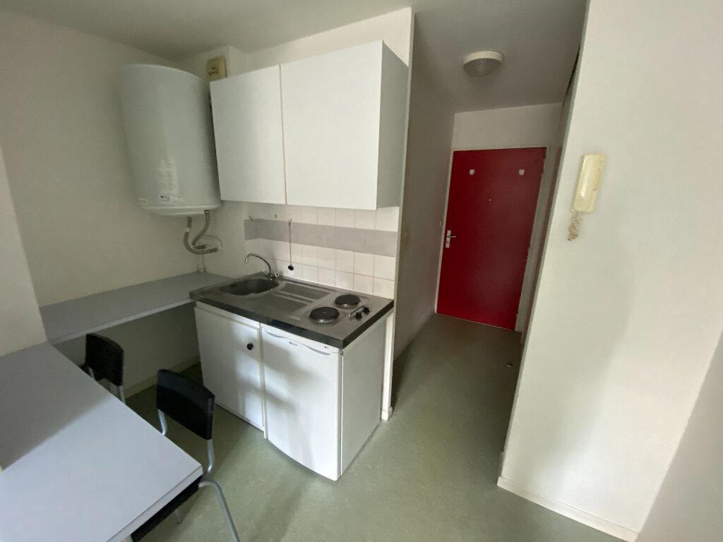 Location Appartement 1 pièce à Nancy - vignette-4