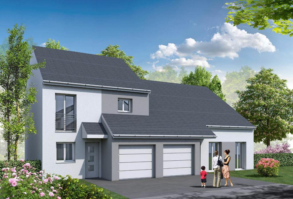 Achat Maison 4 pièces à Jarville-la-Malgrange - vignette-1
