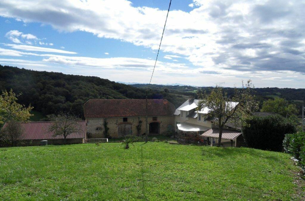 Achat Maison 10 pièces à Burosse-Mendousse - vignette-1