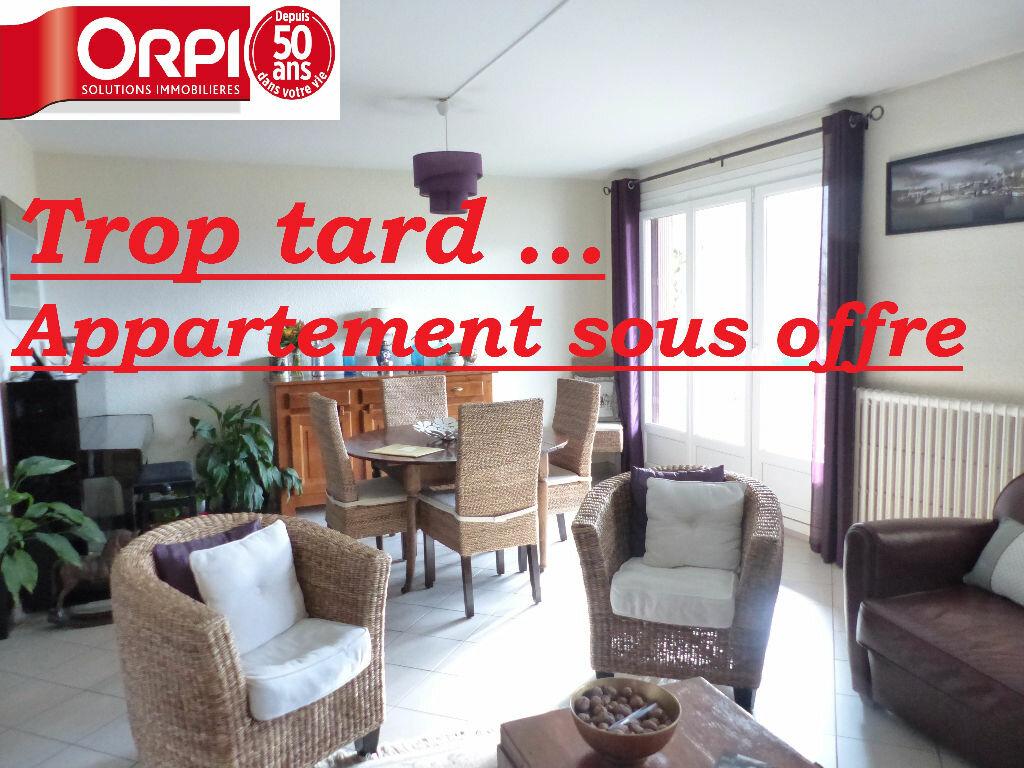 Achat Appartement 4 pièces à Goncelin - vignette-1