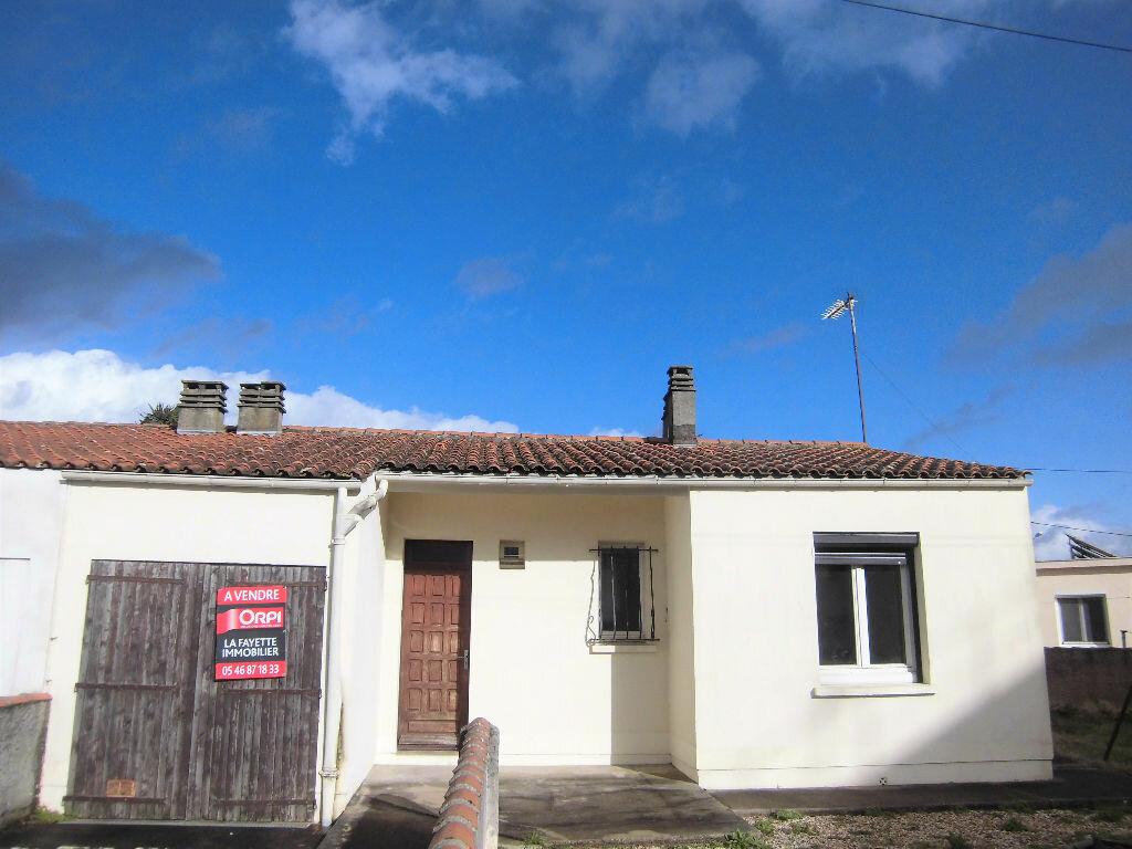 Achat Maison 2 pièces à Rochefort - vignette-1