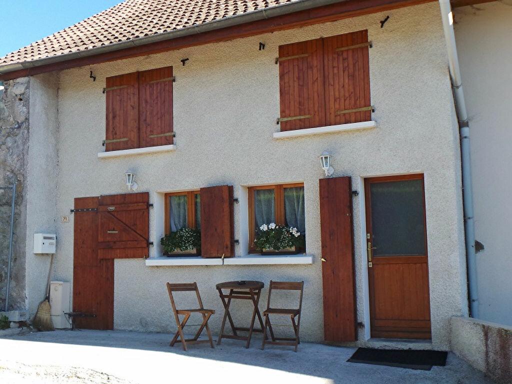 Achat Maison 3 pièces à Villy-le-Pelloux - vignette-1