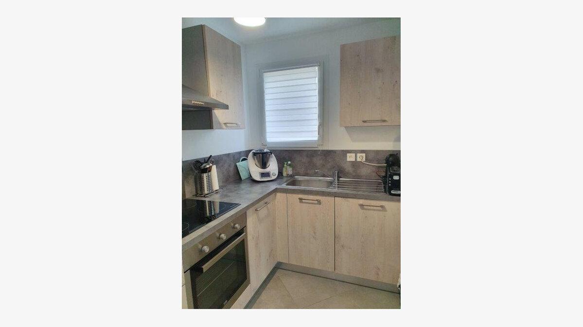 Location Appartement 2 pièces à Viry - vignette-1