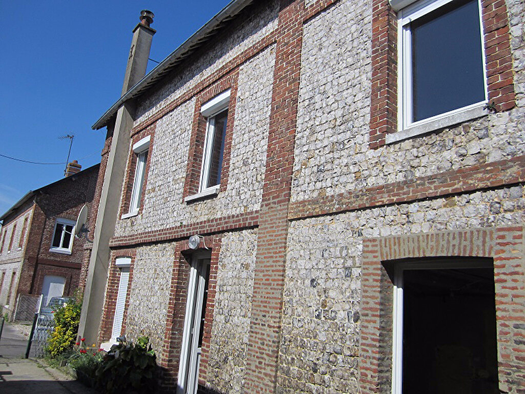 Achat Maison 4 pièces à Sassetot-le-Mauconduit - vignette-1