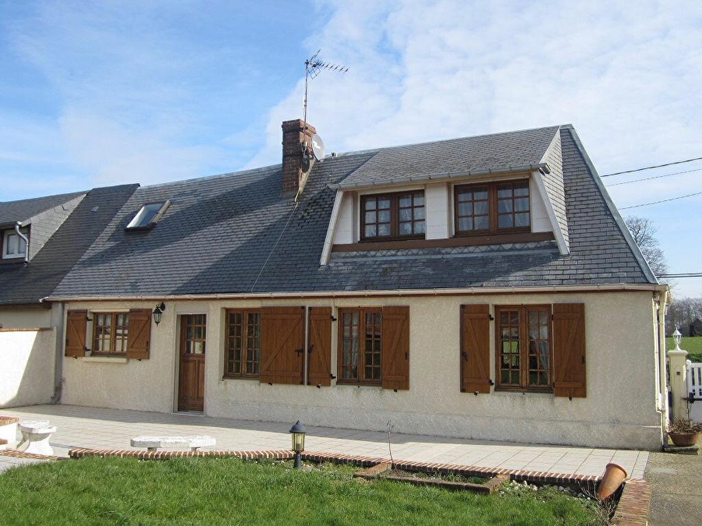 Achat Maison 4 pièces à Sainte-Hélène-Bondeville - vignette-1