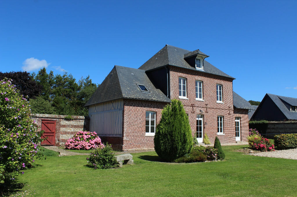 Achat Maison 8 pièces à Grainville-la-Teinturière - vignette-1